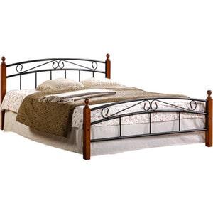 Кровать TetChair AT-8077 90x200 кровать металлическая tetchair jane 90x200 цвет античный белый
