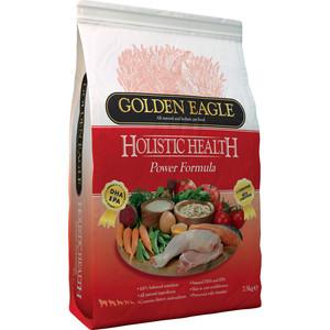 Сухой корм Golden Eagle Holistic Health Power Formula для активных собак 12кг (233834)
