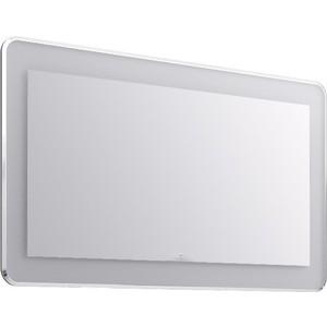 Зеркало Aqwella 5 Stars Malaga 120x70 с подсветкой (Mal.02.12)