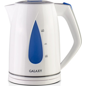 Чайник электрический GALAXY GL0201, синий