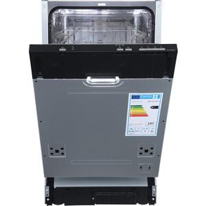 Встраиваемая посудомоечная машина Zigmund-Shtain DW 139.4505 X