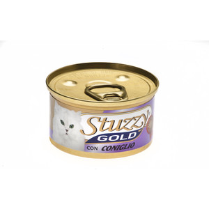 Фото - Консервы Stuzzy Cat Gold Mousse with Rabbit мусс с кроликом для кошек 85г (132.С422) консервы stuzzy cat gold mousse with white fish мусс с белой рыбой для кошек 85г 132 с419