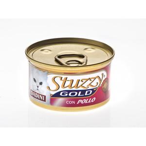 Консервы Stuzzy Cat Gold Chicken кусочки с курицей для кошек 85г (132.С434)