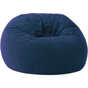 Кресло-мешок POOFF Шар микро-вельвет синий кресло мешок pooff груша xl смартфон