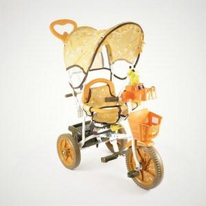 Велосипед трехколесный Jaguar (MS-0737) коричневый