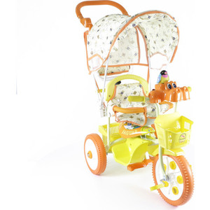 Велосипед трехколесный Jaguar (MS-0737K) оранжевый