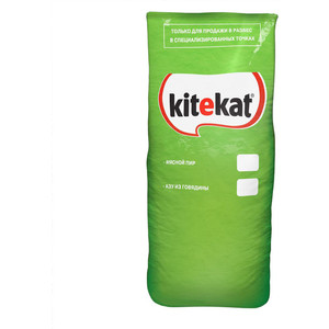 Сухой корм Kitekat Мясной пир для кошек 15кг (10132144)