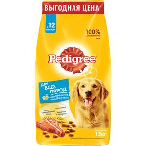 Сухой корм Pedigree Vital Protection с говядиной для собак всех пород 13кг (10113863 )