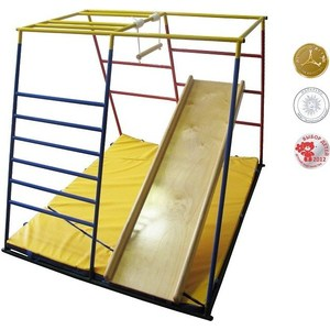 Детский спортивный комплекс Ранний старт ДСК люкс полная