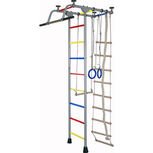Детский спортивный комплекс Крепыш плюс Т (0022) детский спортивный комплекс крепыш плюс 02453 т пвх синий