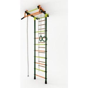 Детский спортивный комплекс Маугли 01-02 М зелёный все цены