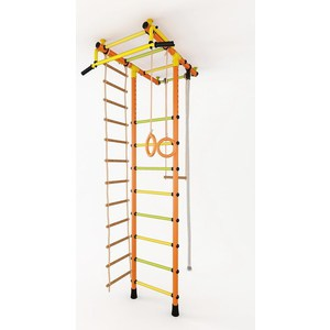 Детский спортивный комплекс Маугли 02-03 М оранжевый