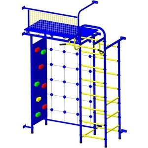цена на Детский спортивный комплекс Пионер 10С со скалодромом