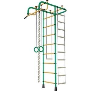 цена на Детский спортивный комплекс Пионер (2330) зелено/желтый