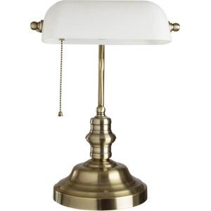 Настольная лампа Artelamp A2493LT-1AB настольная лампа офисная arte lamp banker a2493lt 1ab