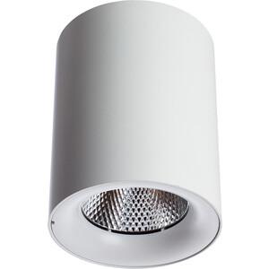 Потолочный светодиодный светильник Artelamp A5118PL-1WH светильник потолочный arte lamp facile a5118pl 1wh