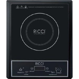 Настольная плита RICCI JDL-C20A15 ricci jdl h20b9