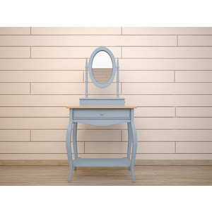 Стол туалетный Etagerca Leontina ST9321ETG/B