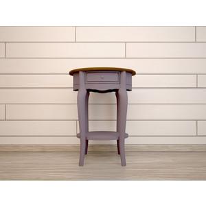 Стол кофейный Etagerca Leontina 1 ящ ST9331ETG/L