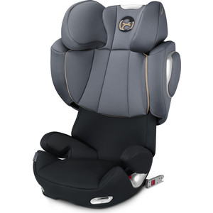 Автокресло Cybex Solution Q3-fix Graphite Black автокресло cybex solution z fix plus stardust black