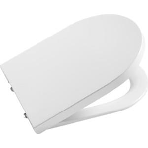 Сиденье для унитаза Roca Inspira Round с микролифтом, быстросъемное (80152C00B)