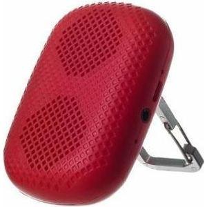 Портативная колонка HARPER PS-041 red
