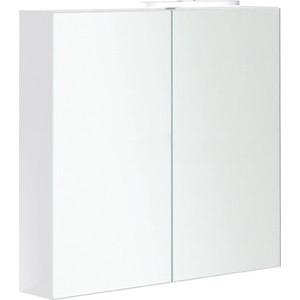 Зеркальный шкаф Villeroy Boch 2day2 80 с подсветкой белый (A43880E4) зеркальный шкаф vigo mirella 80 с подсветкой белый