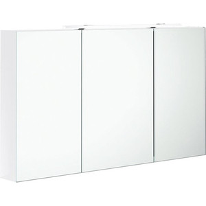 Зеркальный шкаф Villeroy Boch 2day2 130 с подсветкой белый (A43813E4)