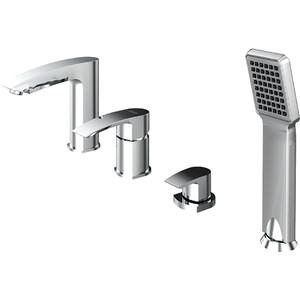 Смеситель на борт ванны IDDIS Vane (VANSB40I07) смеситель на борт ванны iddis vane хром vansb40i07
