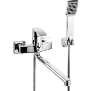 Смеситель для ванны IDDIS Vane (VANSBL0i10) смеситель на борт ванны iddis vane хром vansb40i07