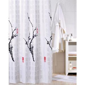 Штора для ванной IDDIS Cherry Tree 200x200 см (SCID100P)
