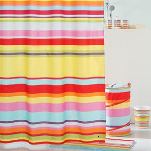 Штора для ванной IDDIS Summer Stripes 200x240 см (290P24RI11)