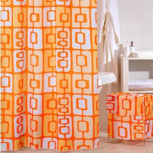 Штора для ванной IDDIS Orange Toffee 200x240 см (280P24RI11)