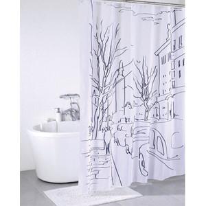 Штора для ванной IDDIS Street Line 200x180 см (SCID170P)