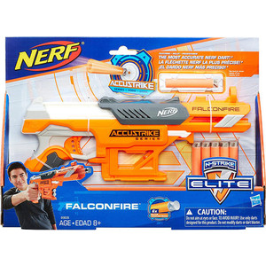 Hasbro Nerf. Бластер Аккустрайк Фалконфайр (B9839)