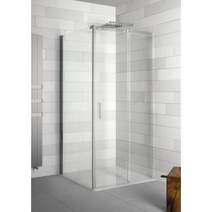 Боковая стенка для душевой двери Riho Ocean 100 прозрачная, хром (GU0304101)