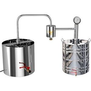 Дистиллятор непроточный Добрый Жар Дачный 30 литров дистиллятор непроточный добрый жар дачный 30 литров