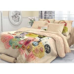 Комплект постельного белья Verossa Constante 2-х сп, перкаль, Portobello с наволочками 50x70 (707010) все цены