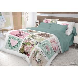 Комплект постельного белья Волшебная ночь 2-х сп, ранфорс, Frame с наволочками 70x70 (704068)