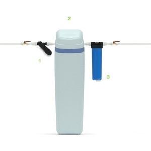 Гейзер Установка умягчения воды Кабинет 1035 RX WS hcr 171es