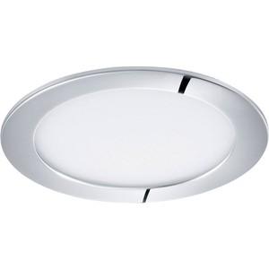 Встраиваемый светодиодный светильник Eglo 96055 встраиваемый светодиодный светильник eglo 97027