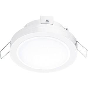 Встраиваемый светодиодный светильник Eglo 95917 встраиваемый светодиодный светильник eglo peneto 1 95899