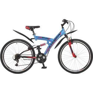 Велосипед Stinger Banzai 18 117352 stinger versus 18 2015 blue grey