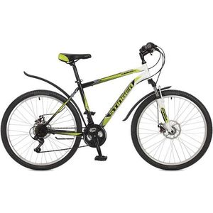 Велосипед Stinger Caiman D 18 117266 велосипед stinger caiman 24 2018