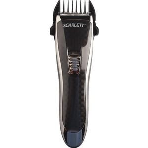 Машинка для стрижки волос Scarlett SC-HC63054 черный бритва scarlett sc sh65r55 черный