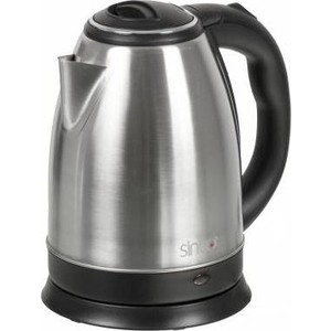Чайник электрический Sinbo SK 7334 серебристый цена 2017