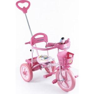 Велосипед трехколесный Jaguar (MS-0739) розовый