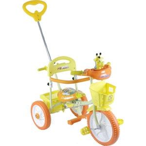 Велосипед трехколесный Jaguar (MS-0739) оранжевый
