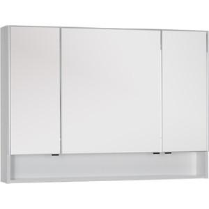 Зеркальный шкаф Aquanet Виго 120 белый (183400)