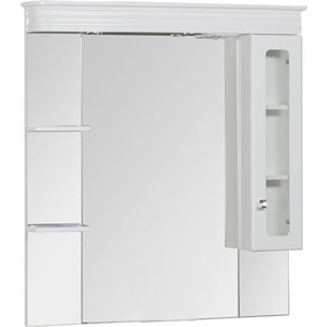 Зеркало-шкаф Aquanet Греция 110 белый (171544)